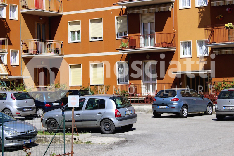 Matelica vendita appartamento Via Michelangelo - 1