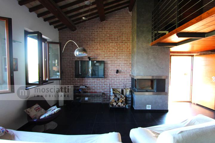 Matelica, vendita abitazione con giardino, località Serre Basse - 1