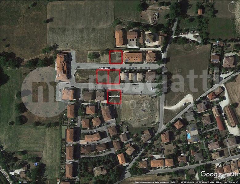 Matelica vendita lotti edificabili Quartiere Casette San Domenico - 1