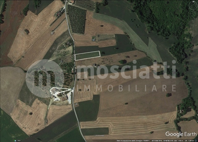 GAGLIOLE, vendita TERRENO AGRICOLO Località Fonterama cod - 1