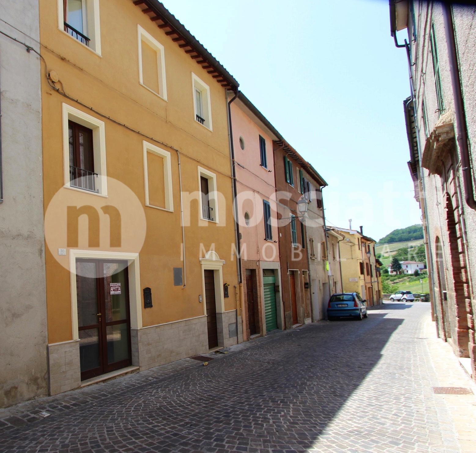 Matelica, Via Damiano Chiesa, affittasi ufficio - 1