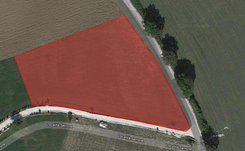 Castelraimondo vendita terreno edificabile Località Serrone - 1