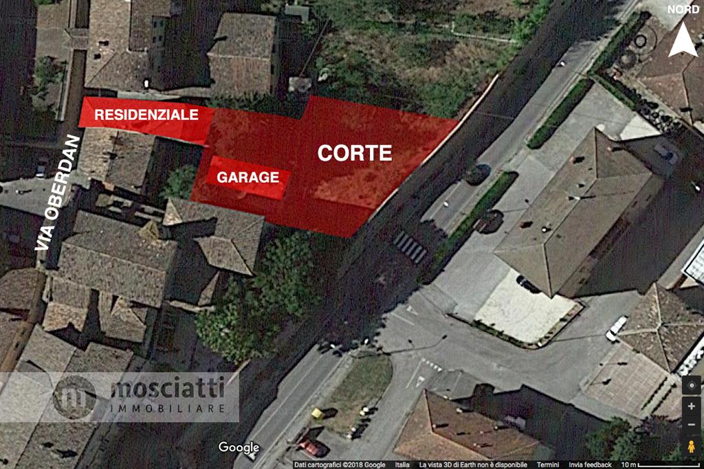 Matelica, Centro Storico, Via Oberdan, vendiamo intera palazzina - 1