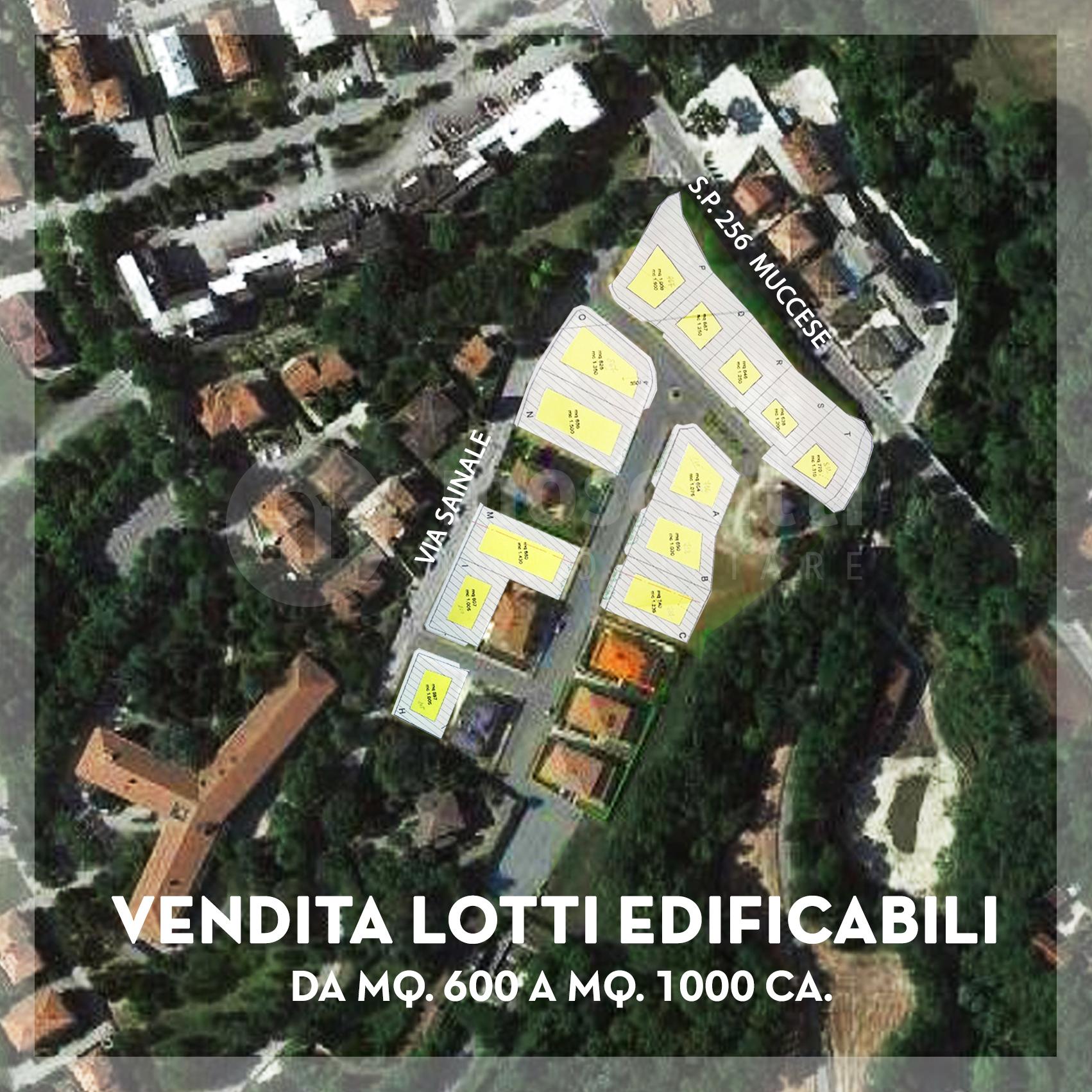 Matelica, Quartiere Regina pacis, vendita terreni edificabili - 1