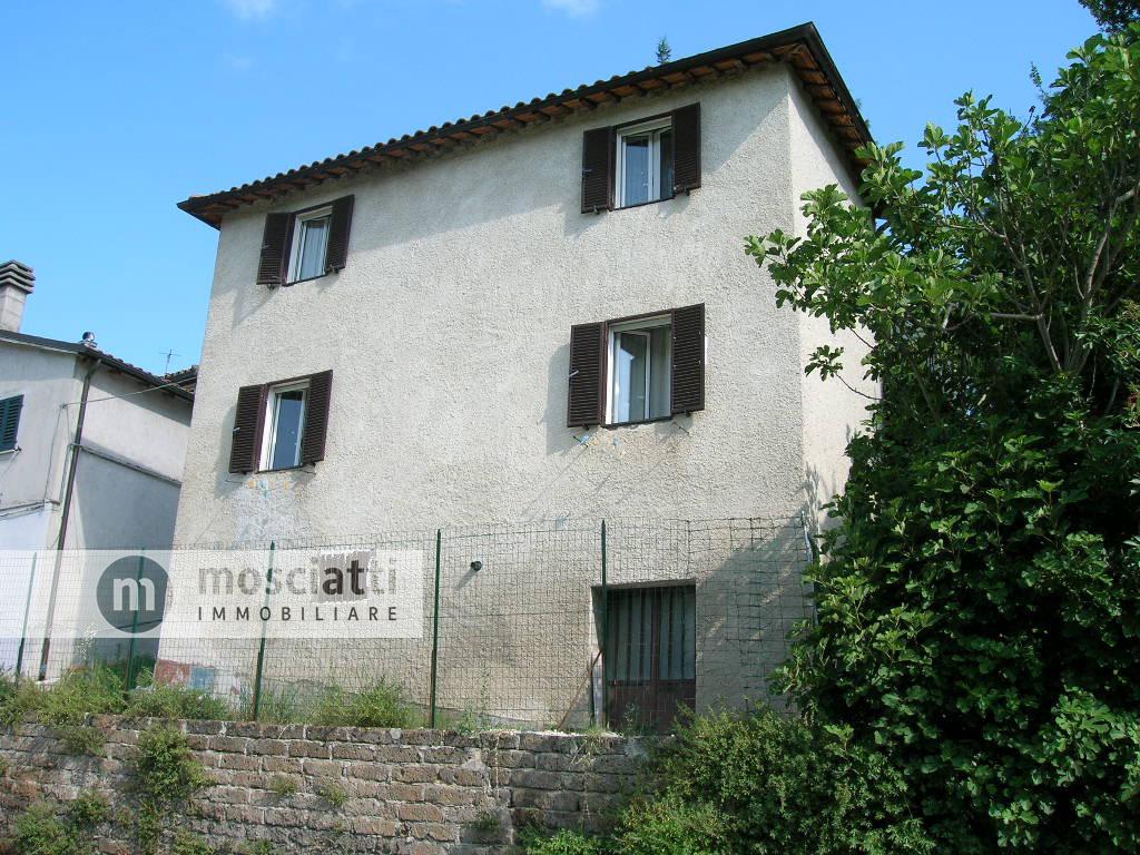 Matelica, Via Casette San Domenico, vendita abitazione terra-tetto - 1