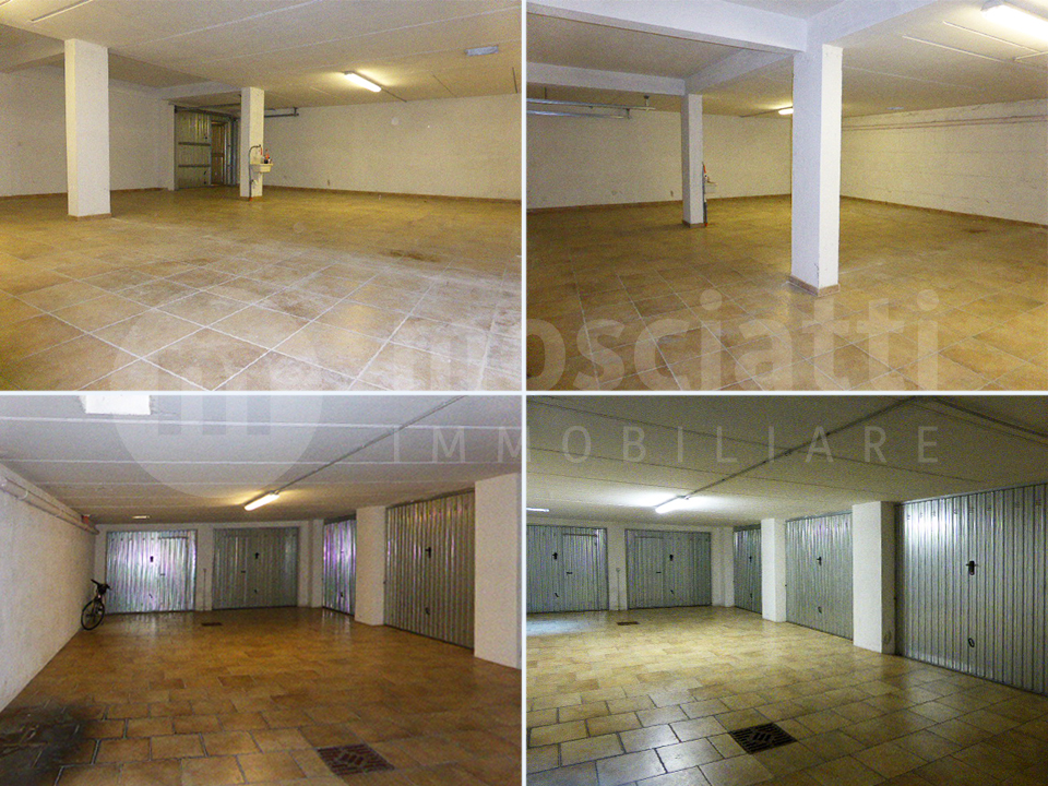 Matelica, Quartiere Manozzini, vendita garage, Via Nuzi - 1