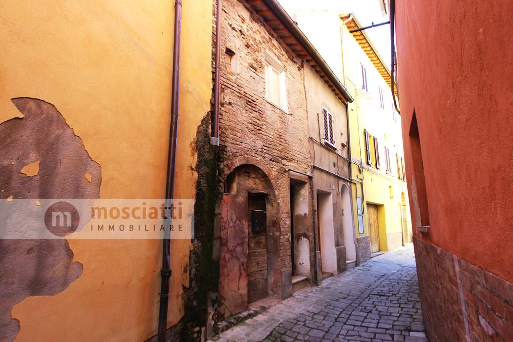 Matelica, centro storico, vendita terra-tetto, Vicolo Cafasso II - 1