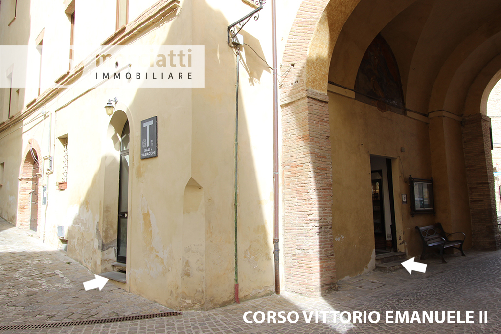 Esanatoglia, centro storico, vendita attività commerciale TABACCHERIA - 1