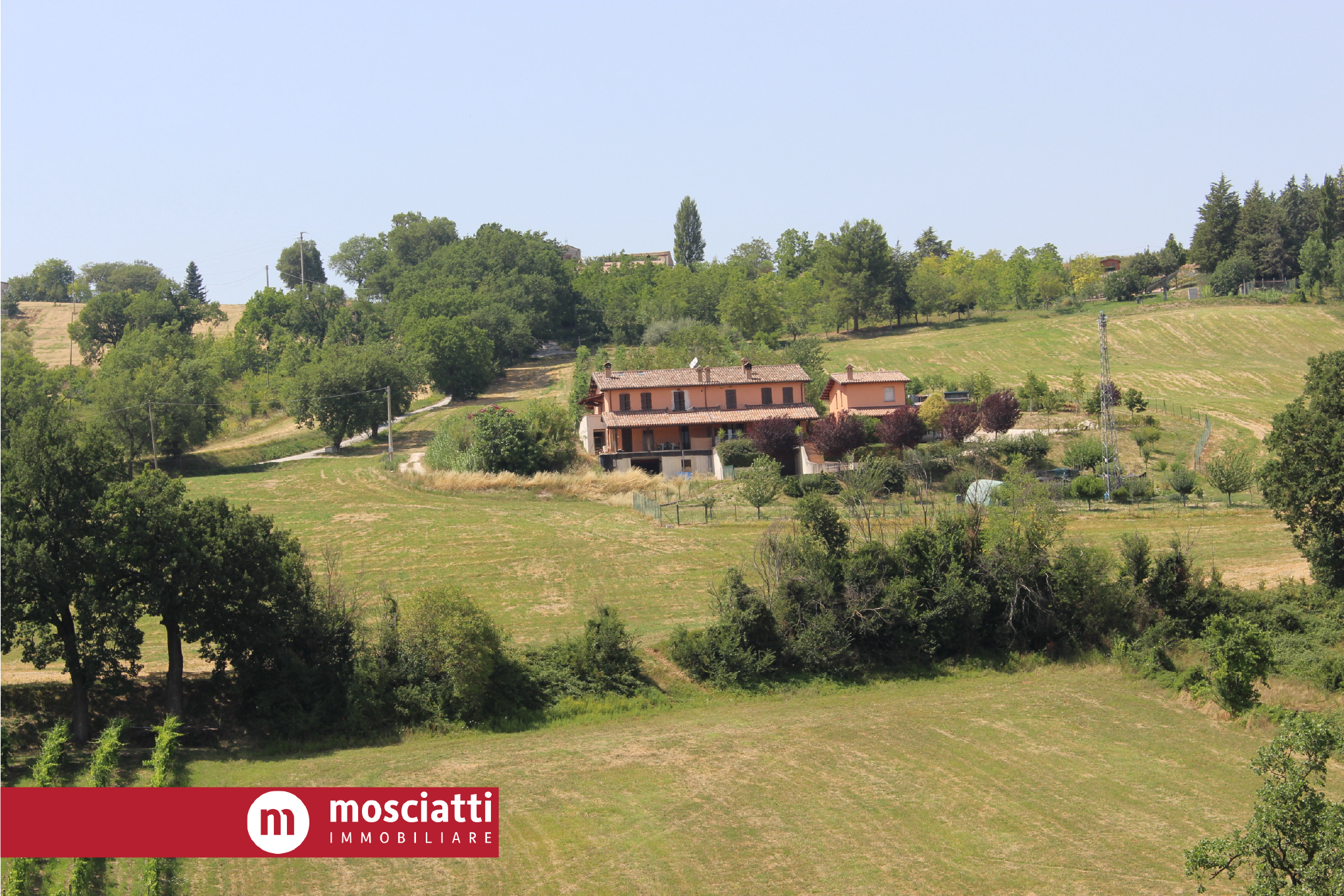 MATELICA, Località Serre Basse, vendita ABITAZIONE con giardino cod - 1