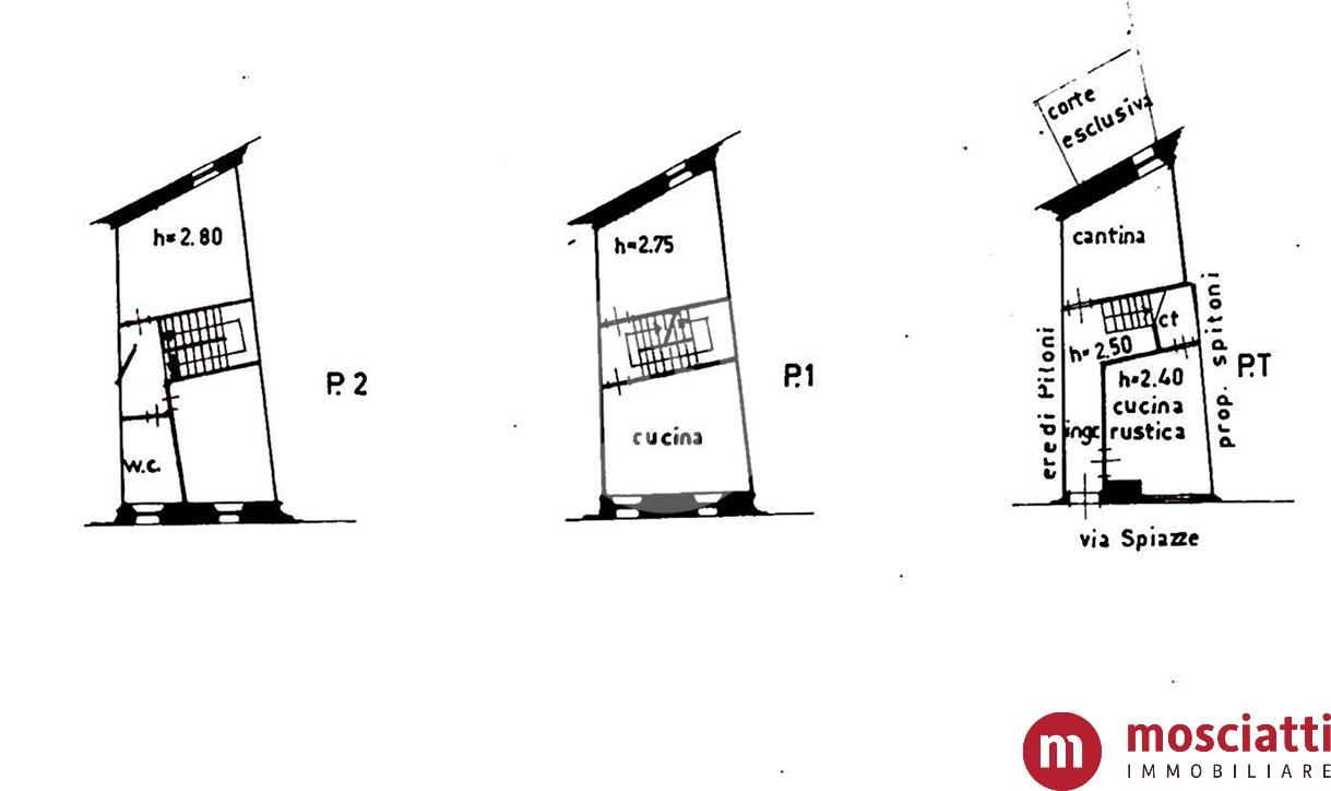 Esanatoglia in Via Spiazze, vendesi abitazione con ingresso indipendente - 1