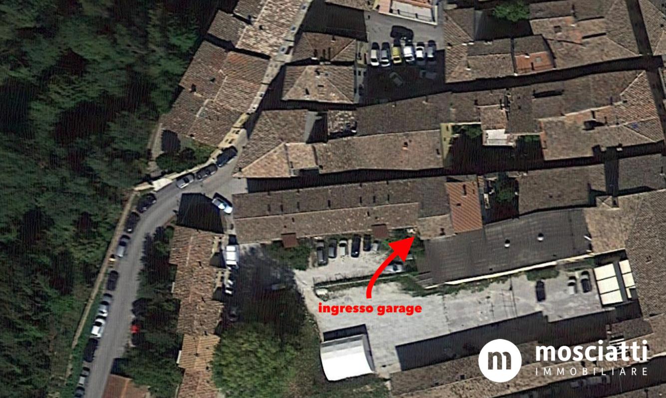 MATELICA, Centro Storico, Vicolo Monache, vendesi GARAGE/deposito cod - 1