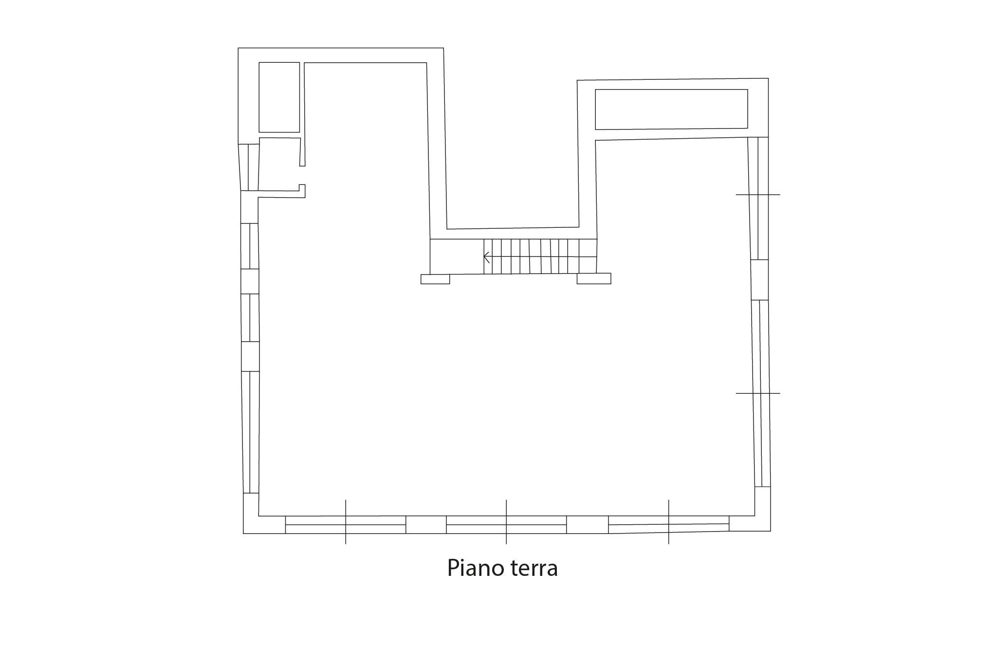 Matelica, Quartiere Regina Pacis, vendesi LOCALE COMMERCIALE - 1