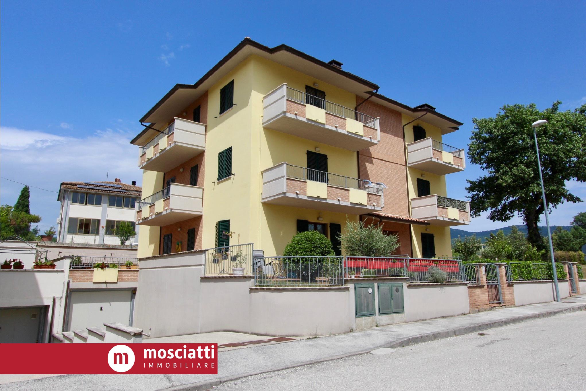 MATELICA, Quartiere Casette San Domenico, via Monsignor Marani, vendesi APPARTAMENTINO cod - 1